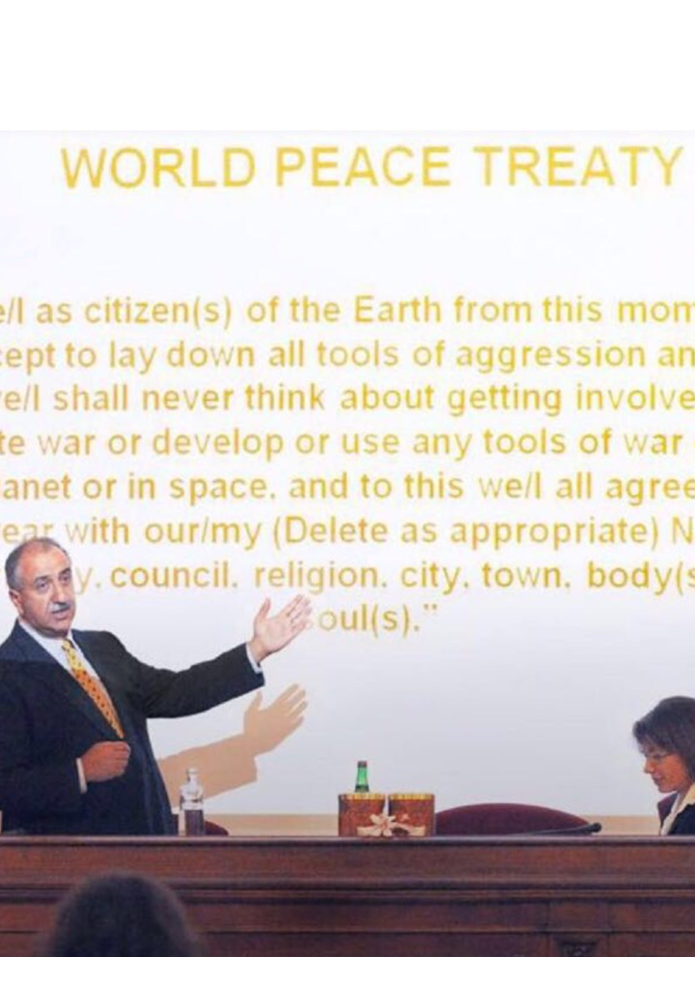 World Peace Treaty