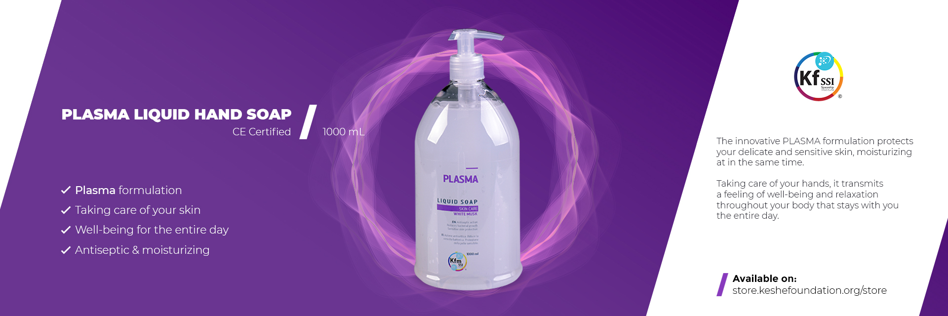 Plasma Liquid HandSoap
